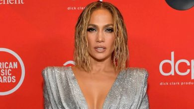 Photo of J.Lo poses in a yellow bikini in new Instagram photos – .