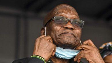 Photo of Jacob Zuma leaves prison on medical grounds