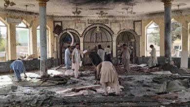 Photo of Afghanistan: Deadly attack hits Kunduz mosque during Friday prayers