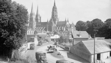 Photo of Bayeux, a city of war and peace